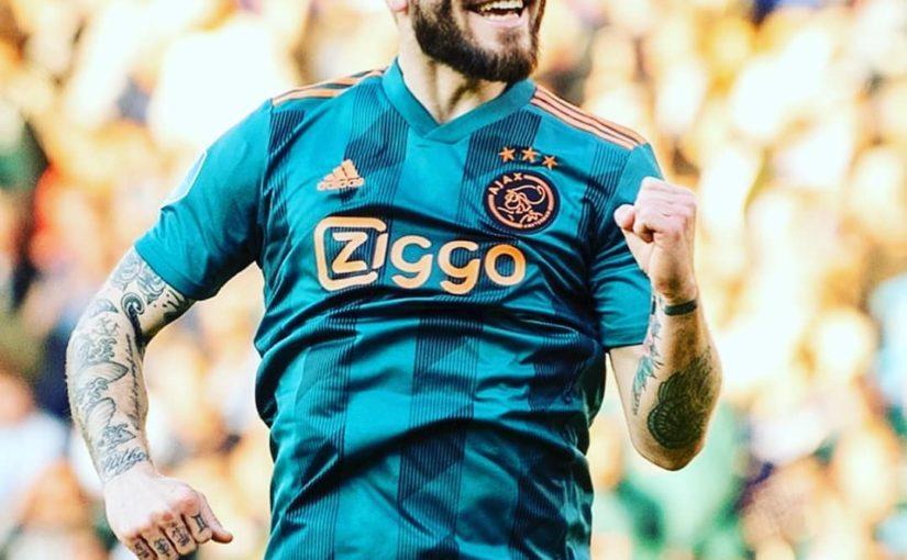 แชมเปียน ตอนนี้ใช่ !!! มันเป็นอาแจ็กซ์อย่างเป็นทางการเป็นแชมป์ของ Eredivisie 2018/201 …