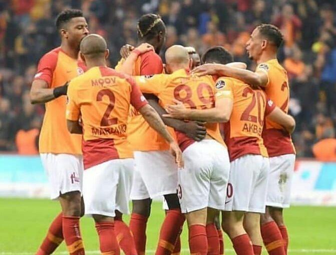 กาลาตาซาราย 1-3 นำในเกม 1-0 ย้อนหลังผ่านการลดสุทธิของเจ้าของ Cu Cup ตุรกี 57 ราย …