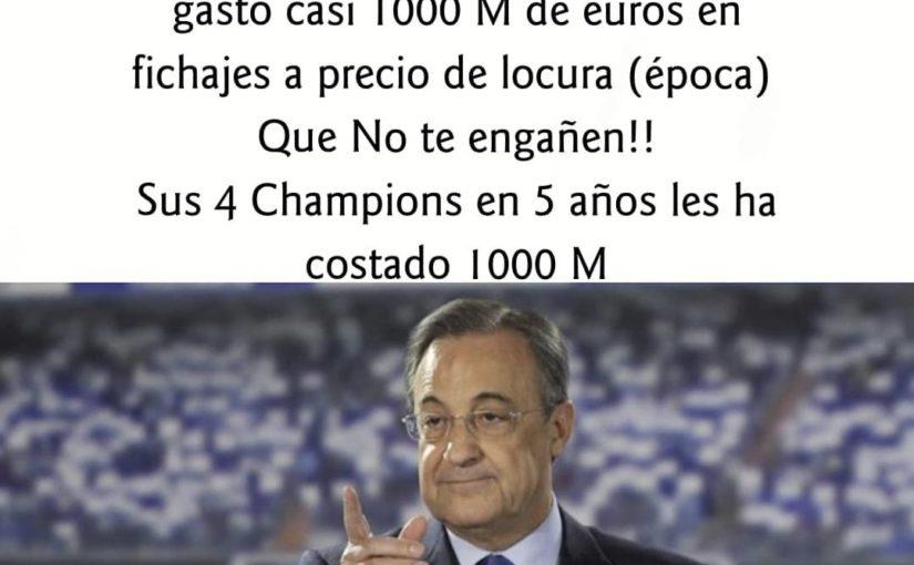 ไม่กระพริบ อย่าให้ Madridista บอกคุณว่าเราได้ลบ …