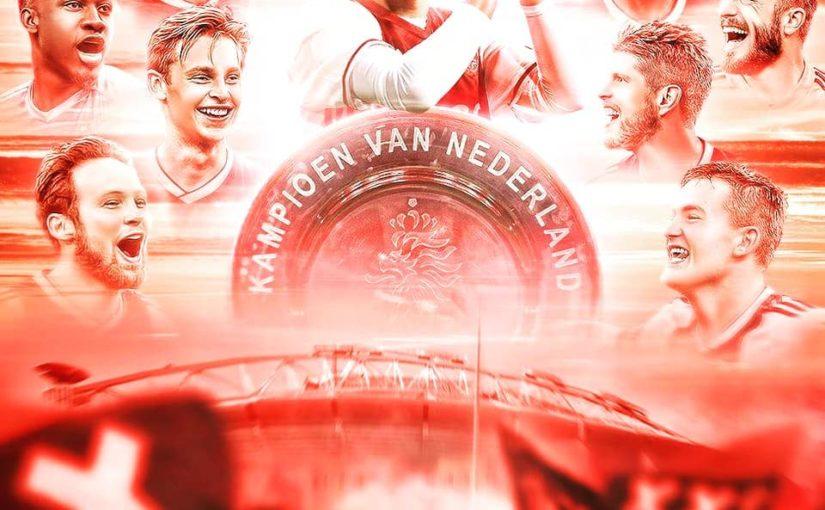 """Ajax"" อุทิศตนเพื่อนูริ 39 แชมป์ของเขา #ajax #eredivisie #holland #nur …"
