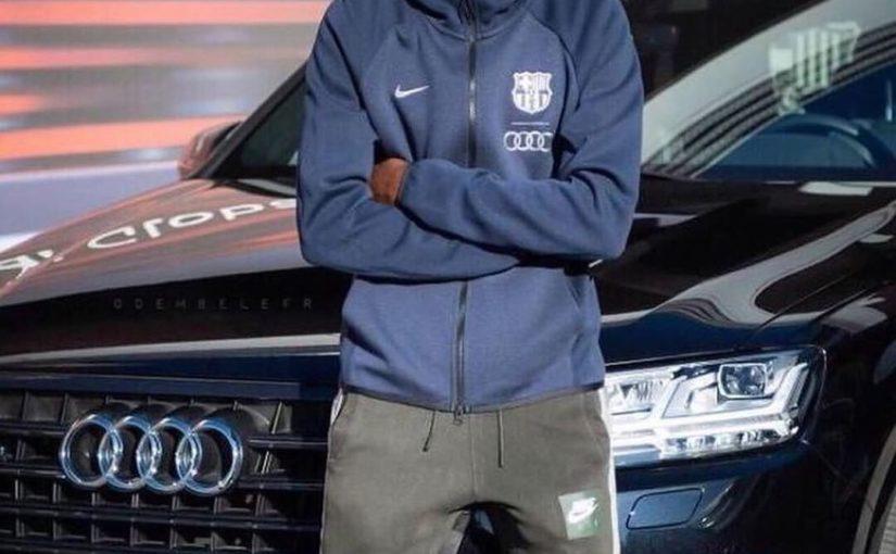สุขสันต์วันเกิด🥳 @ o.dembele7 วันนี้เขาจะอายุ 22 แล้ว กลับมาแข็งแกร่งกว่าที่เคย …