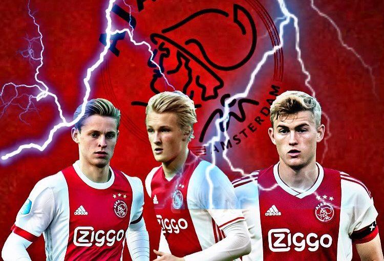 Meistari Eredivisie! @afcajax ฤดูกาลที่ดีที่สุดของอาแจ็กซ์เคย? ติดตาม @voetbalw …