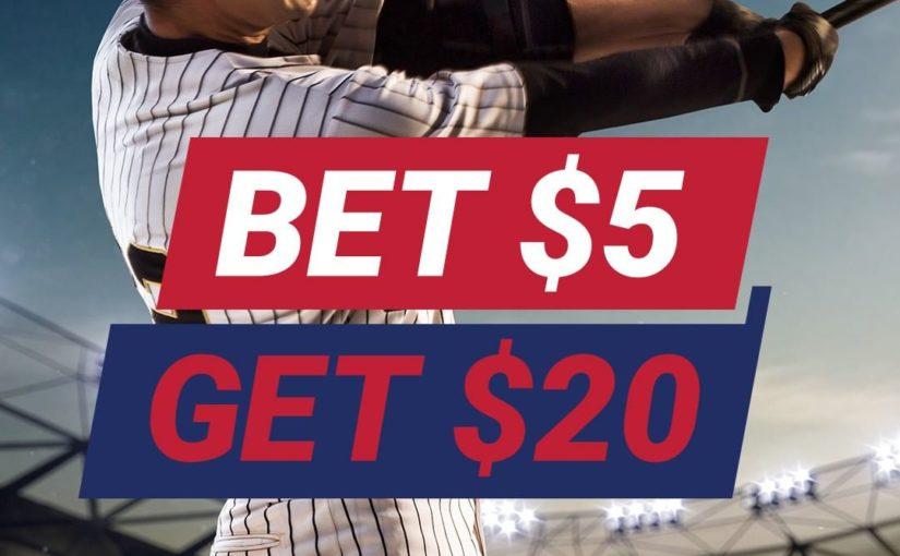 ลองใช้ BetAmerica #Sportsbook และรับ $ 20 เพียงแค่เดิมพัน $ 5! ลิงก์ไปที่ …