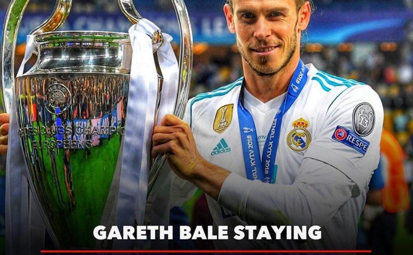 ไม่มีปัญหาเรื่องความสมดุล | รายงานจำนวนมากระบุว่า Gareth Bale ตั้งใจที่จะอยู่ใน M …