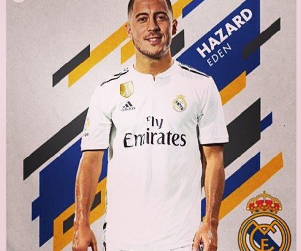 Eden Hazard น่าจะอยู่ที่มาดริดในฤดูกาลหน้า #soccerlover #welovesoccer # …