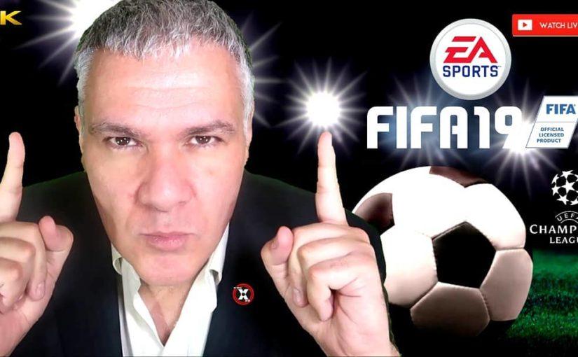 วันประวัติศาสตร์วันนี้ใน MutantexOnline crakens เพราะเรามี FIFA19 เพราะ …