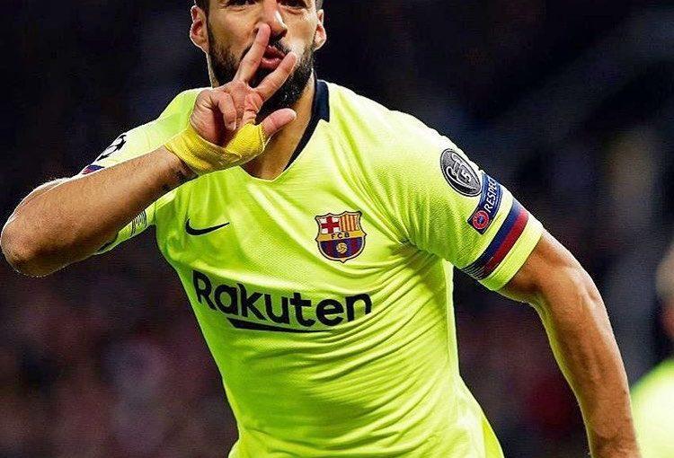 @ luissuarez9 ควรเป็นหรือไม่? #messi #barcelone #barcelona #fcb #fcbarcelo …