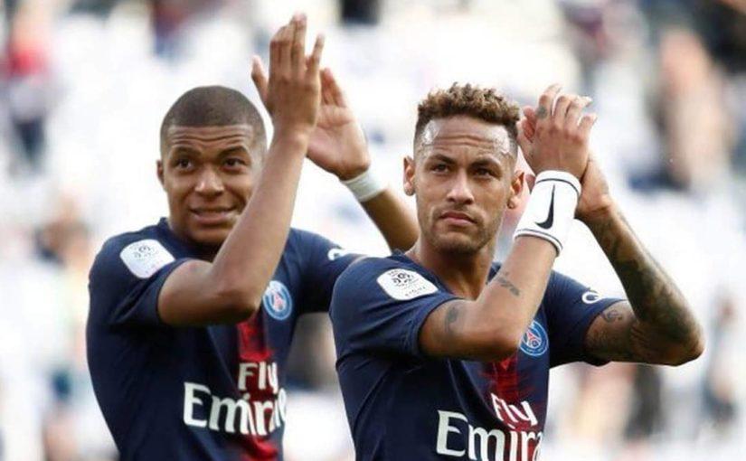 E & # 39; Equipe (ฝรั่งเศส): Neymar หรือ Embabi ซึ่งหนึ่งในนั้นจะเป็นข้อตกลงที่แพงที่สุดจริง …