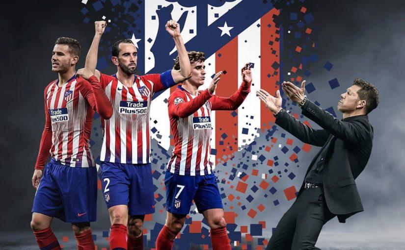 Hernandez ️เทพธิดา️ Griezmann ️ @atleticodemadrid จะถูกบดขยี้ในฤดูกาลหน้าหรือไม่? – …