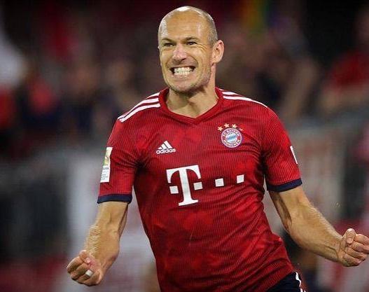 Arjen Robben ต้องการเล่นอีก 4-5 ฤดูกาล เกมดัตช์ …