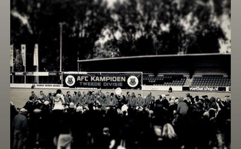 2019/05/05 Goed Enough Sports Park, Amsterdam FCAFC – Scheveningen (5: 0) ส่วนที่สอง …