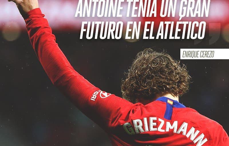 """ประธานาธิบดี #AtleticoDeMadrid, Enrique Cerezo ยอมรับว่า """"ยิ่งกว่าความโกรธ …"""