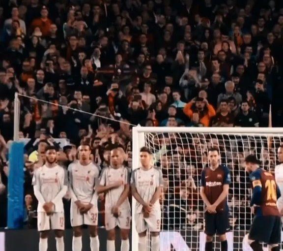 บางทีการกลับมาที่ดีที่สุดที่ฉันเคยเห็น … การกลับมาของ Liverpool กับ Barcelona ใน Cha …