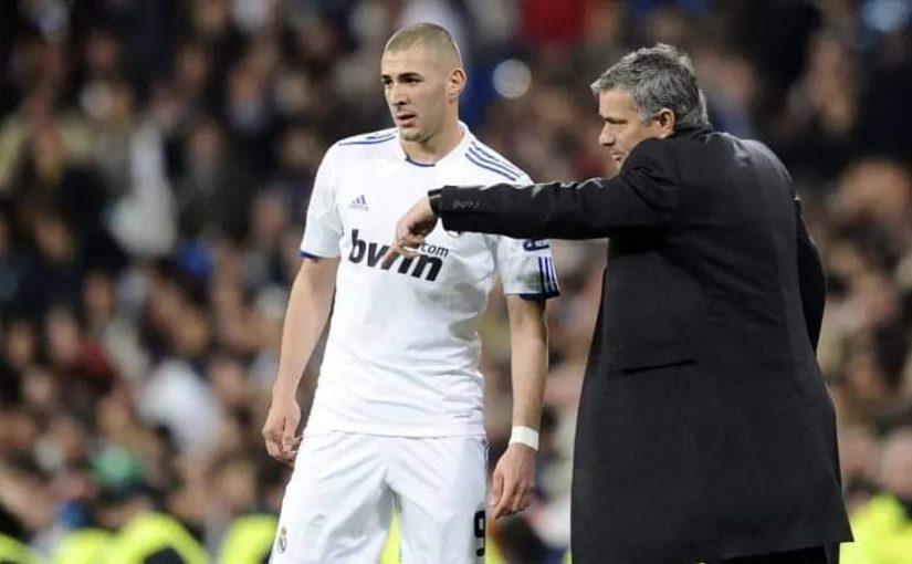 """Jose Mourinho: """"Karim Benzema เป็นหนึ่งในผู้เล่นไม่กี่คนที่ฉันไม่เคยมี …"""