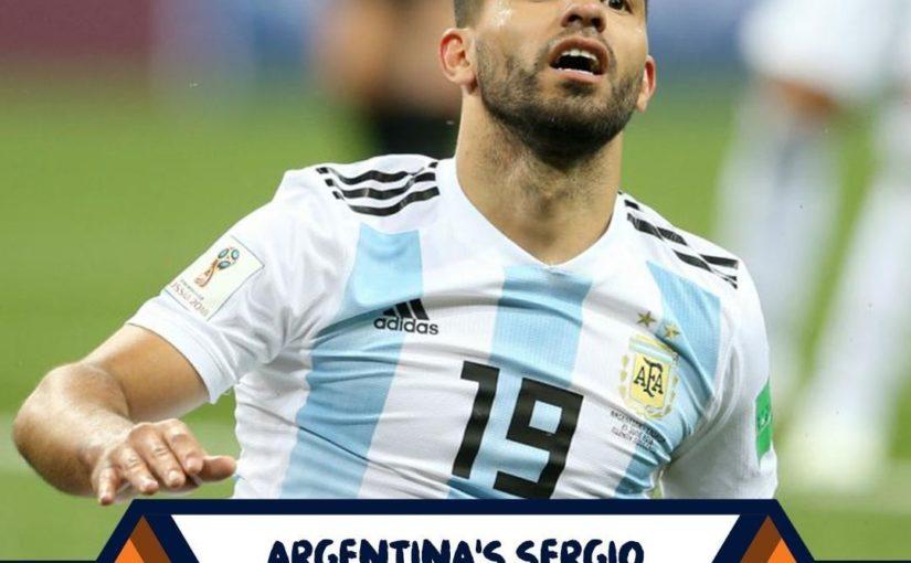 แหล่งที่มายืนยันว่าแมนฯ ซิตี้ Sergio Aguero กองหน้าตัวเก่งใน A …