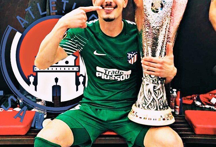 จากการเป็น European Champions League ใน Liga MX ️🇲🇽 Axel Werner ผู้รักษาประตูชาวอาร์เจนตินา …