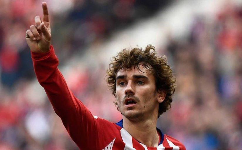 ด้วย @antogriezmann เขากล่าวว่าเขาจะไม่ดำเนินการต่อที่ Atletico Madr …